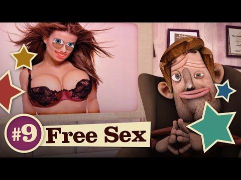 'George Clooney y Carmen Electra' JOKEBOX / FREE SEX #9 ELECTRA