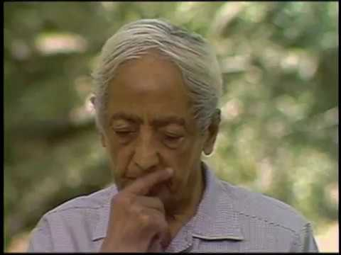 Why aren't you more practical and less abstract? | J. Krishnamurti
