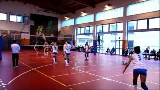 Volley Cornaredo vs Magenta - Under 16 - Primo set