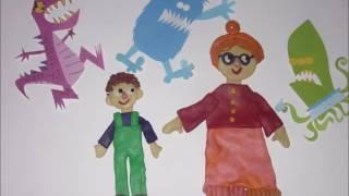 ''Страхотворения'' от Студии детской анимации «Мультивиль»