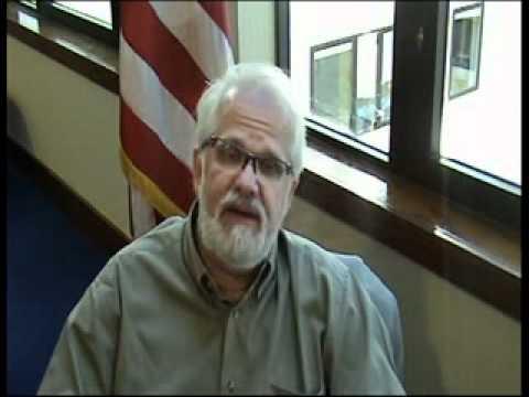 A.J. Gevaerd interviewed in Washington in 2010 by OP