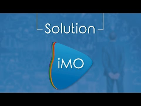 Solution iMO - Information Management Office