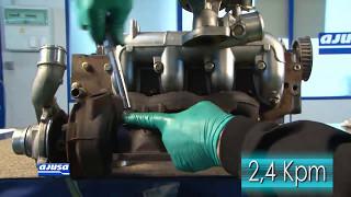 Turbo Components / Componentes de Turbo Ford Focus TDCI 1.8 F9DA .