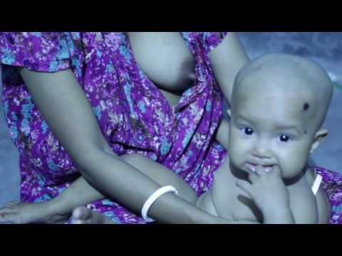 Indian Mom a cutest Baby Breastfeeding ▶1:29