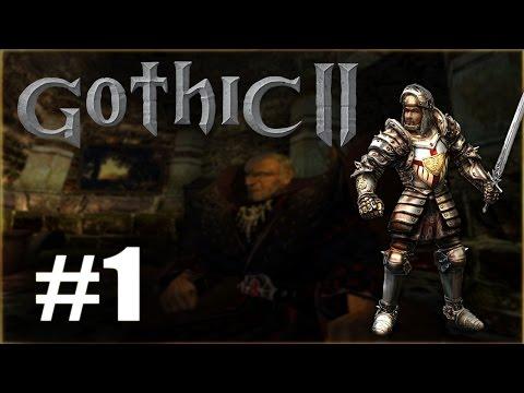 Gothic II #1 - Klasyczny raz proszę