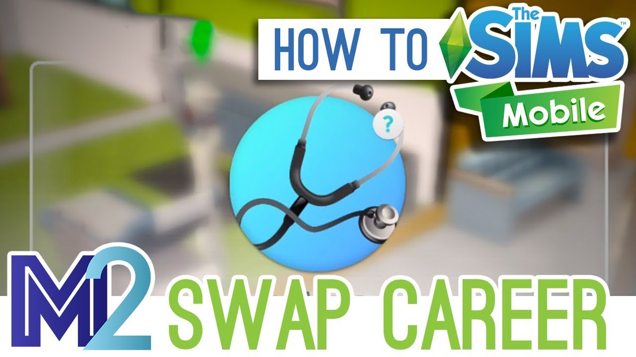 sims mobile how to start change careers