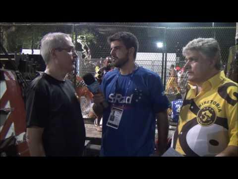 Entrevista com Alceu Maia e Jorge Simas - Carnaval 2017