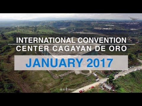 International Convention Center Cagayan de Oro January 2017 Progress Update 4K