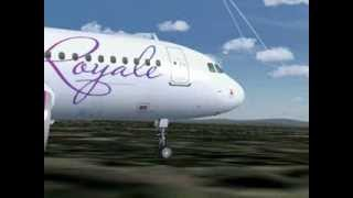 Pacific Royale Airways-An FS2004 Film