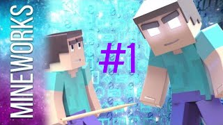 """♪ """"Ones and Zeros"""" - Original Minecraft Songs in Real Life Animation 4k - Official Music Video"""