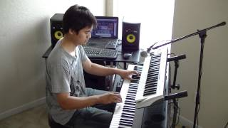 Vanessa Carlton - Pretty Baby (Piano Cover) HD