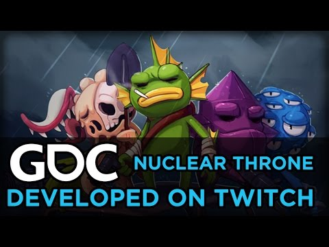 Nuclear Throne: Performative Game Development in Hindsight