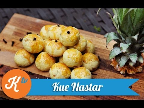 Resep Kue Nastar (Pineapple Cake Recipe Video) | YUDA BUSTARA