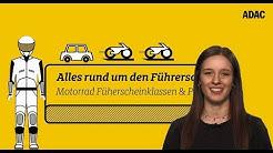 Der Motorrad Führerschein - Die Klassen A, A1, A2 und AM | ADAC
