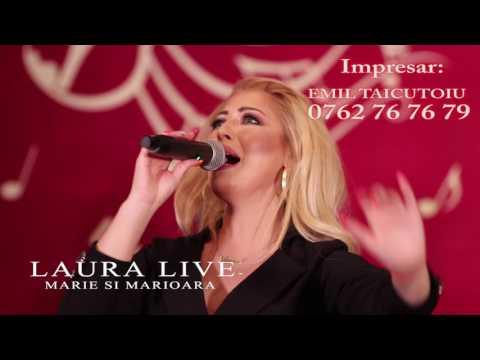LAURA LIVE -COLAJ HORE SI SARBE 2017(videoclipuri originale)