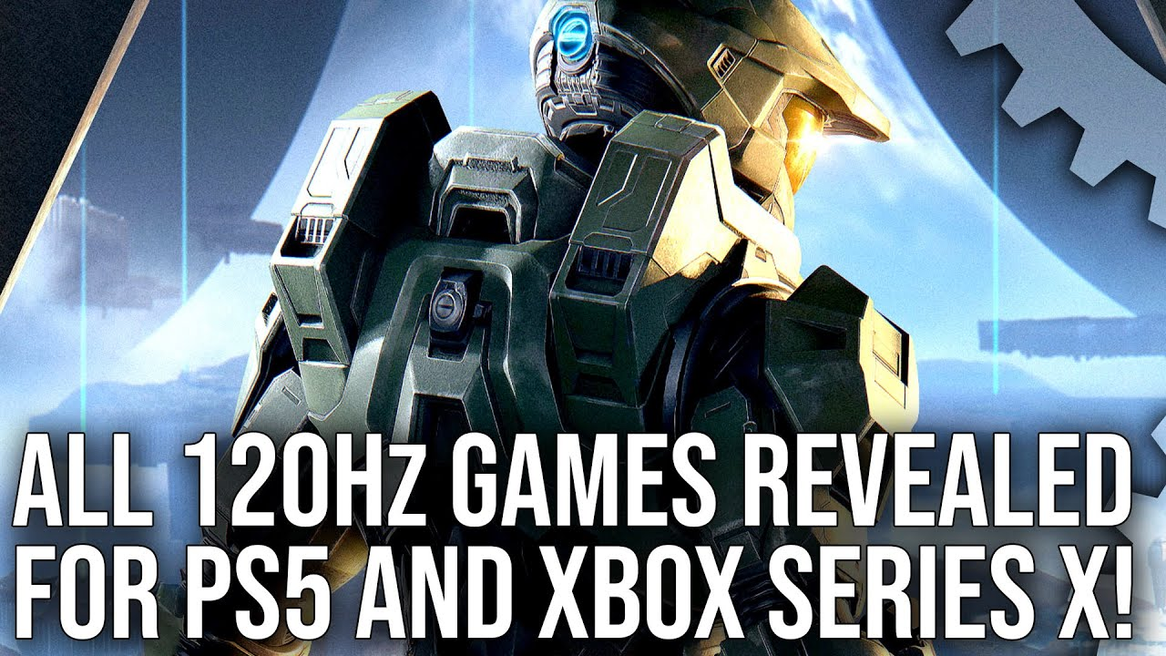 120Hz Next-Gen Gaming: All PS5 / Xbox Series X Games Announced + Best HDMI 2.1 Displays!