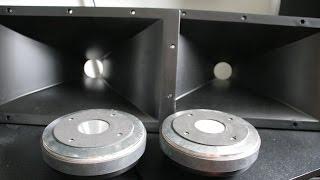 Unboxing FS Audio compression drivers!