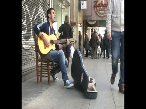 Rafael Machuca Video clip Amor y Resistencia