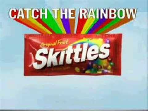 Skittles! Taste the Rainbow! - YouTube