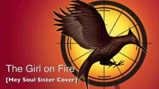 The Girl on Fire - Hunger Games Cover of