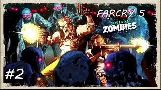 Far Cry 5 - DLC - Dead living Zombies #1 - Gameplay en Español