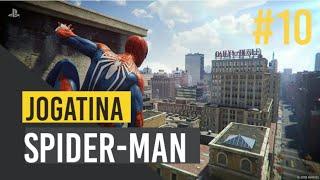 Marvel'S Spider-Man - Cap 10 Deu Ruim para o  SR Negativo