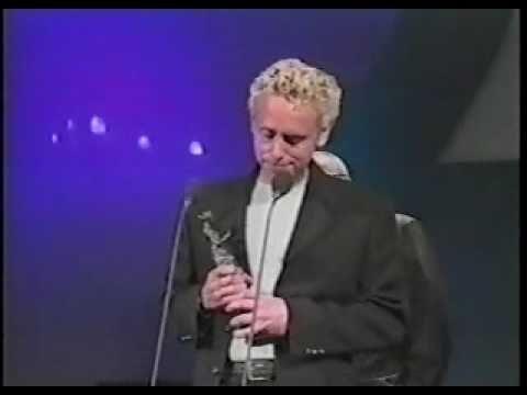 Martin Gore - Ivor Novello Award Presentation 1999
