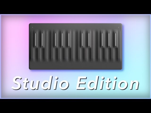 How to Use the ROLI Seaboard Block - Studio Edition