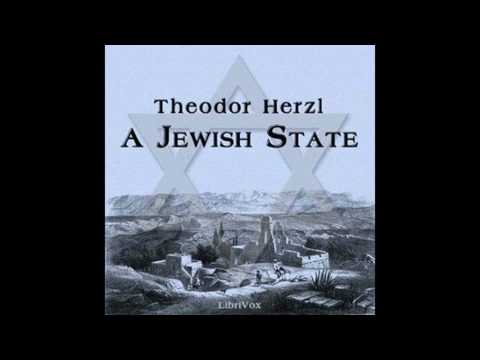 Jewish State by Theodor Herzl #audiobook