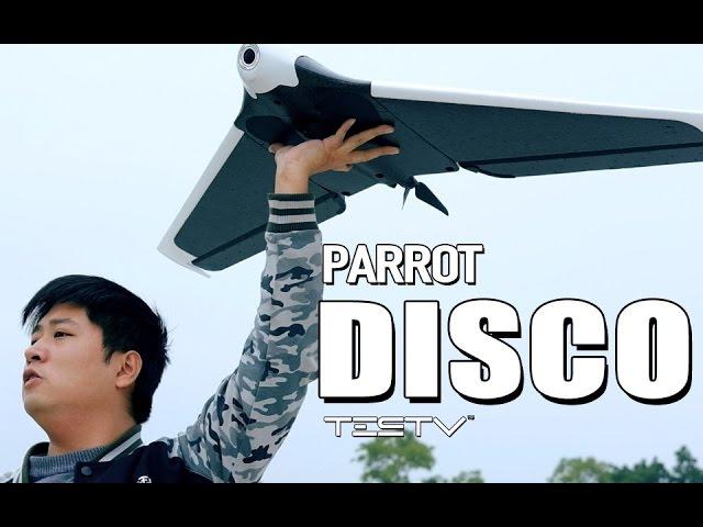 ????????112??????——Parrot Disco