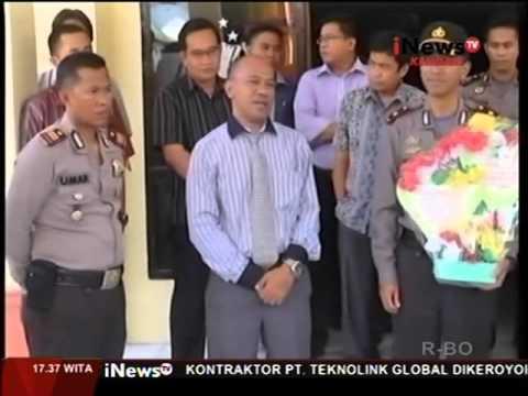 PASCABENTROK, MAHASISWA USN KOLAKA MEMINTA MAAF KEPADA POLISI