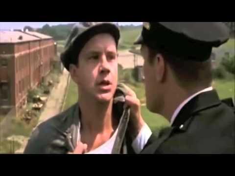 Shawshank redemption rooftop scene