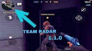 AGAIN CRITICAL OPS HAVE NEW HACK!! AIMBOT, WALL, TEAM RADAR! 1.1.0