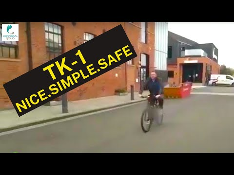 Patent Attorney Tries Innovative Pedal-Assisted Ebike