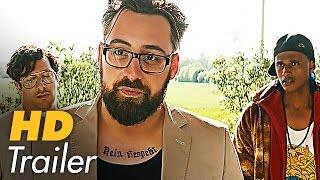 HALBE BRÜDER Trailer 2 German Deutsch (2015) Sido
