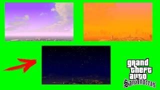 Тот самый СкайБокс / SkyBox GTA San Andreas [Tutorial]