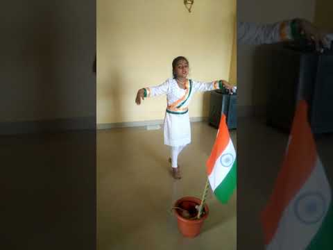 Dance By Shagun Thakur On Meri Aan India Meri Shaan India