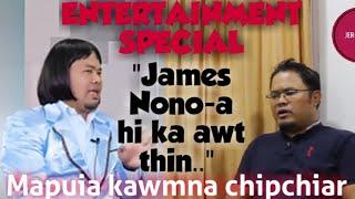 Entertainment Special- |Tuai promote tumna em ni min ti!!!|H. Rotluanga kawmna Ep 2