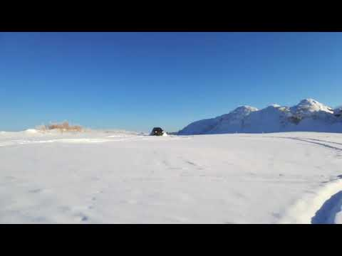Custom Ford Escape Offroad Test