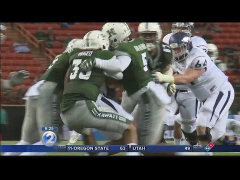 Rainbow Warriors prepare to open Spring Training Camp Monday in Manoa