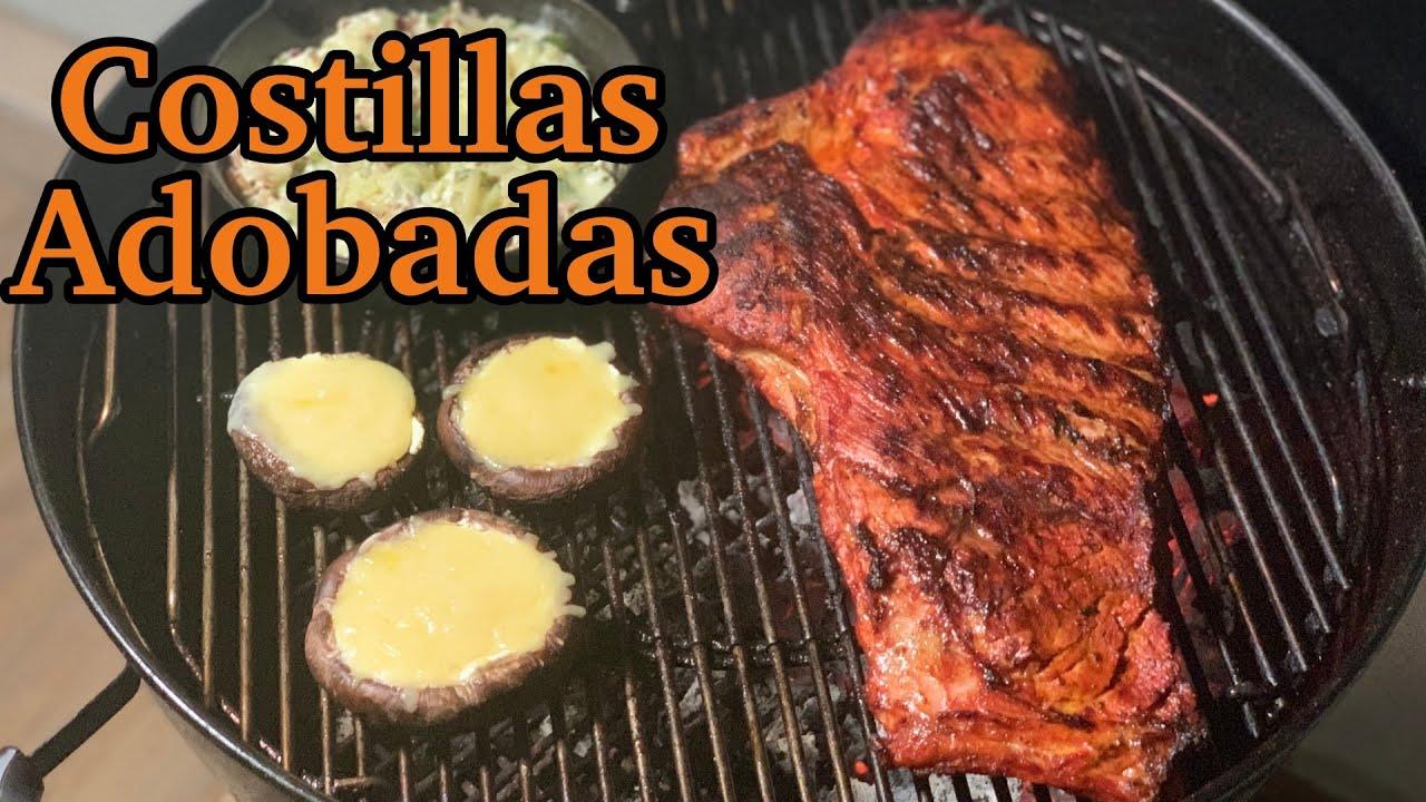 Costillar de Cerdo Adobado I Gastronomía Regional