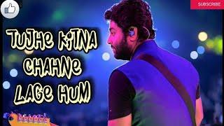 Download Tujhe Kitna Chahne Lage New Whatsapp Status Kabir Singh