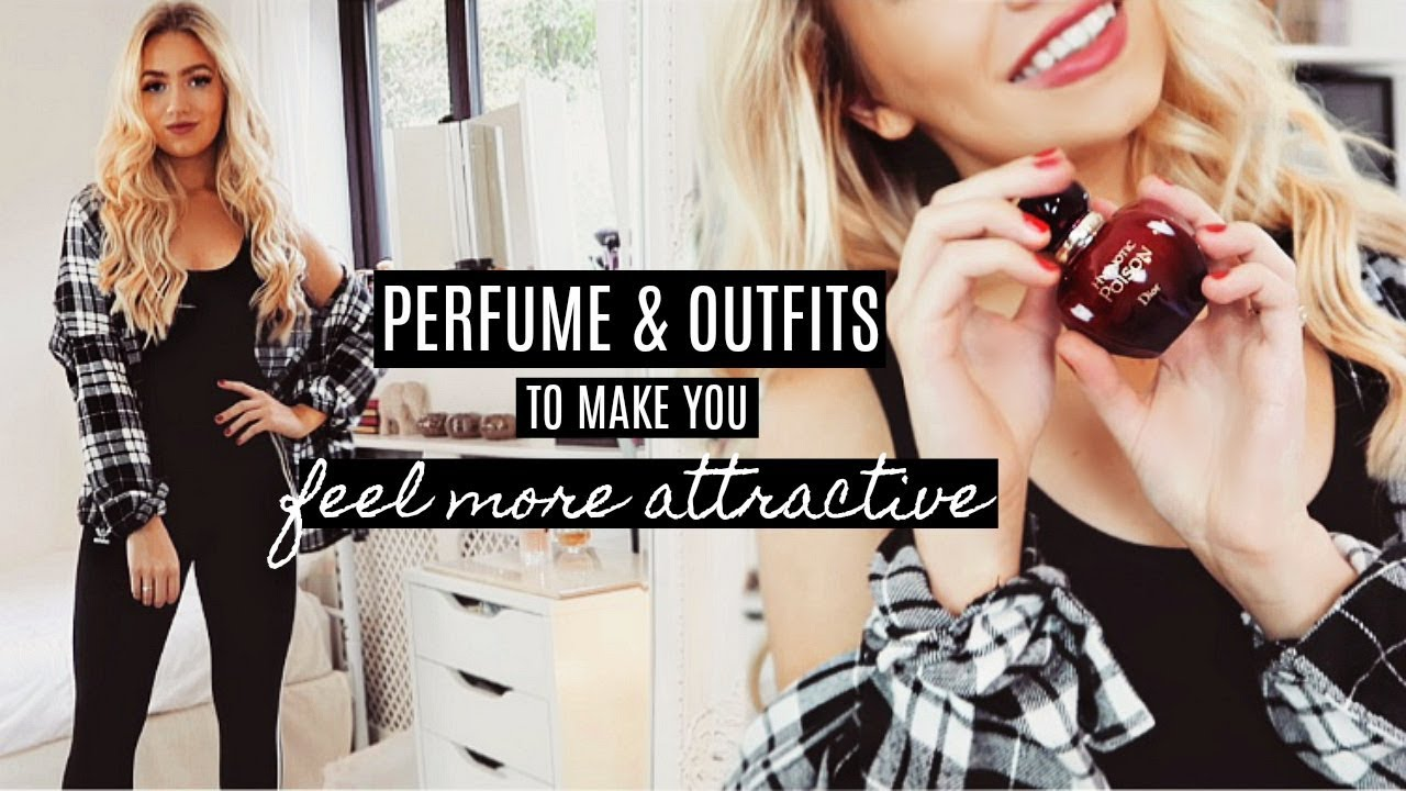 PERFUME & OUTFITS to make you more ATTRACTIVE!
