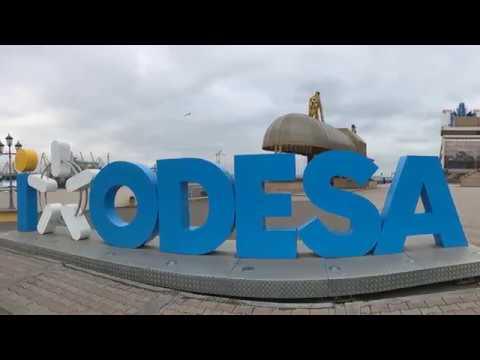 Odessa in Winter 2017