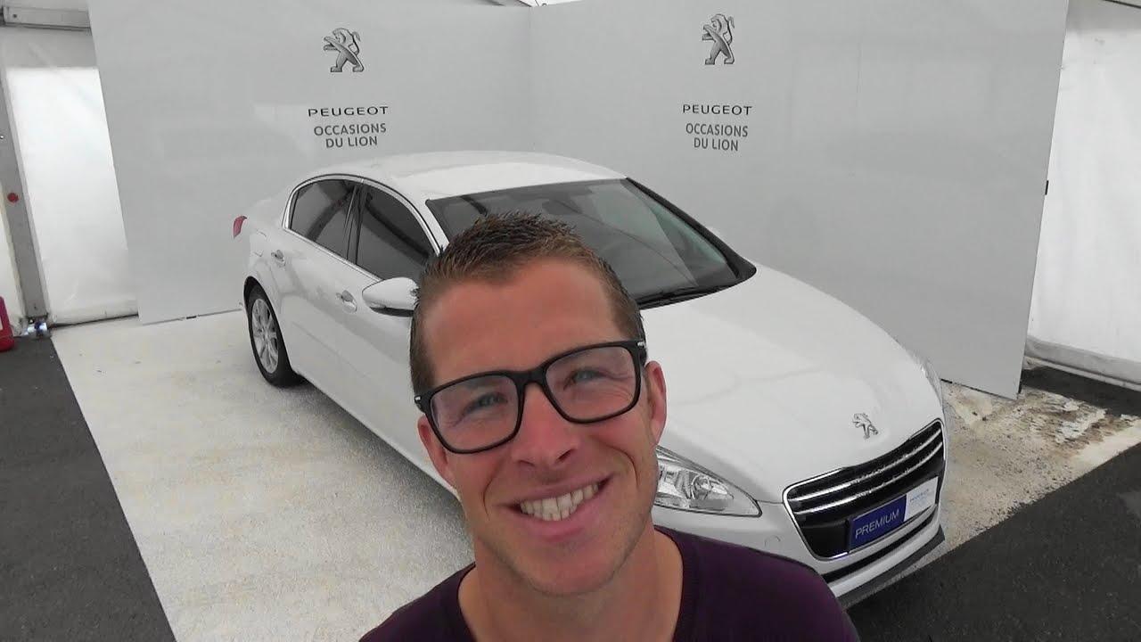 Peugeot 508 2 0 Hdi163 Fap Allure Ba Youtube