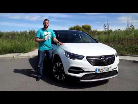 Opel Grandland X 1.5CDTI 130CV AT6. Prueba completa / Review en español