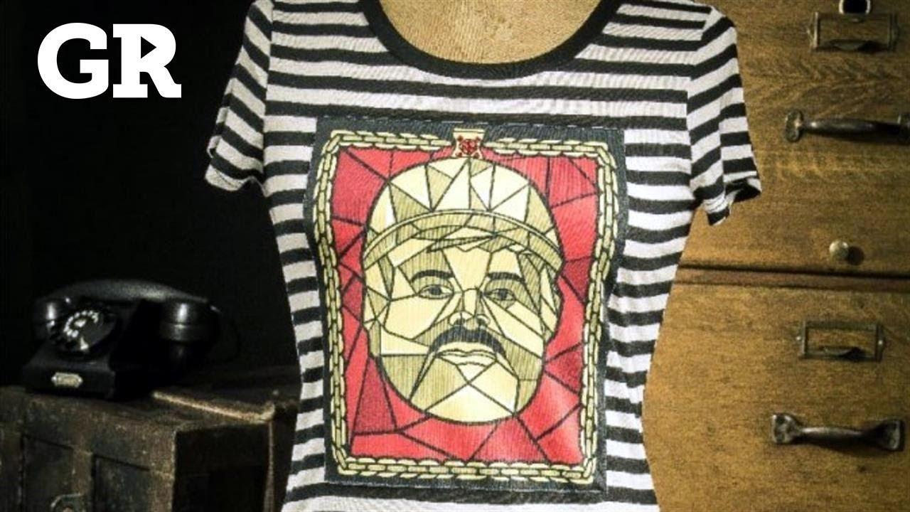 La hija del Chapo lanza lnea de ropa con la imagen de su padre