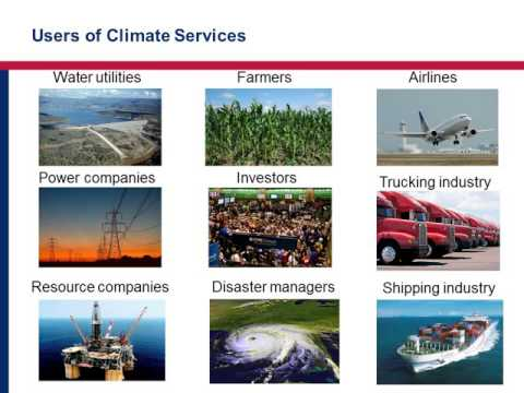 CEADIR Series: The Socioeconomic Benefits of Climate Services
