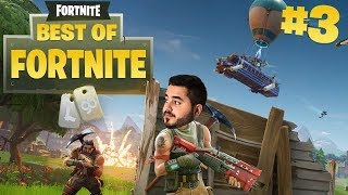 ⭐️ BEST OF FORTNITE #3 (OLD PATCH)