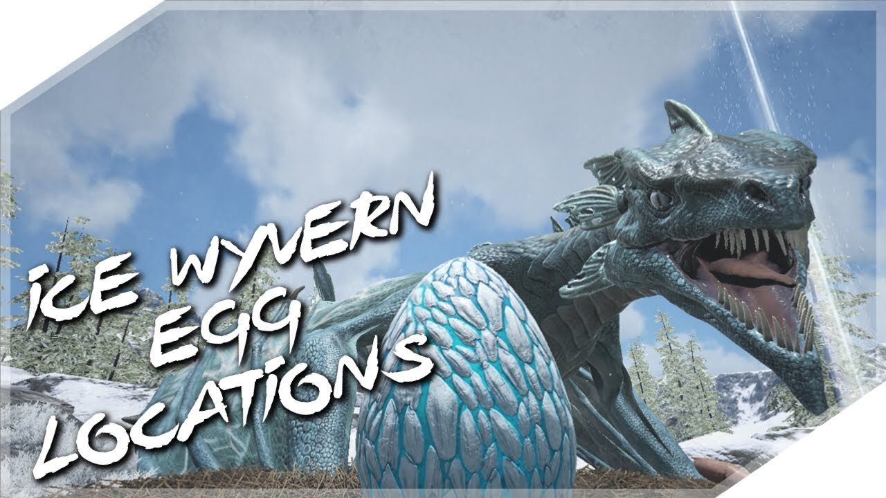 how to get wyvern eggs to spawn
